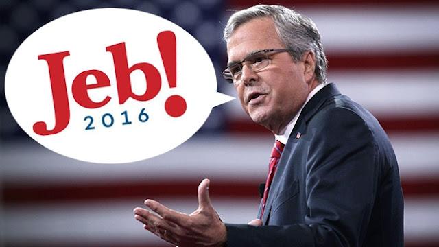 Jeb Bush sobre Donald Trump: 'O cara precisa de terapia'