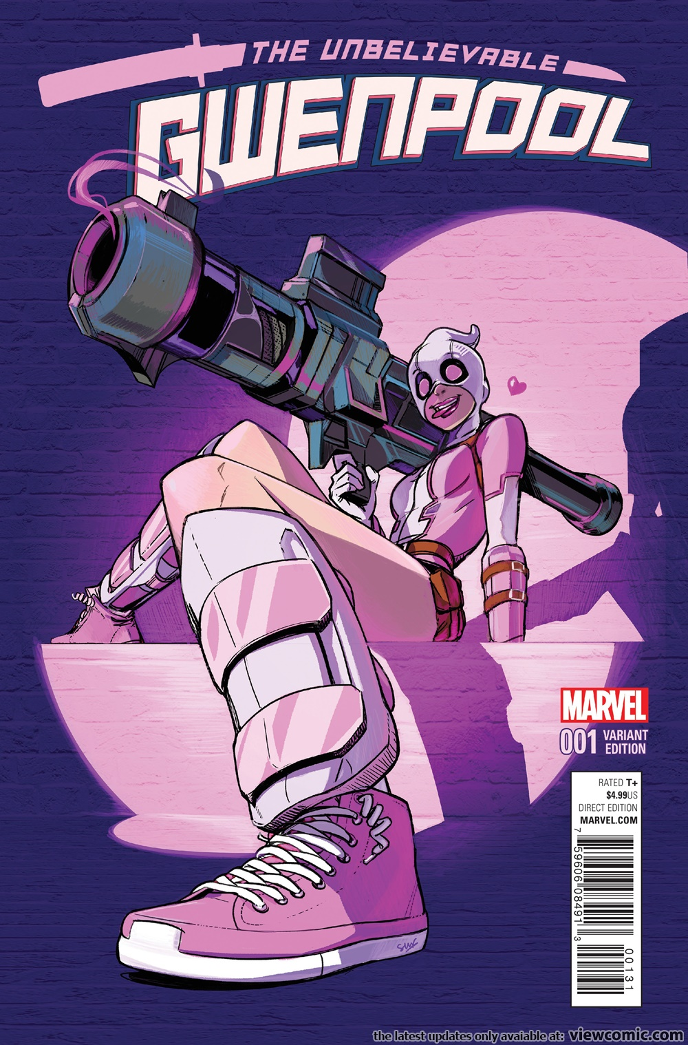 The Unbelievable Gwenpool 001 2016   Read All Comics