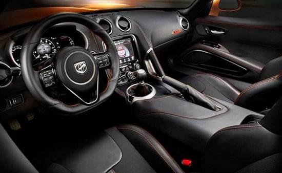 2017 Dodge Viper Hellcat Redesign