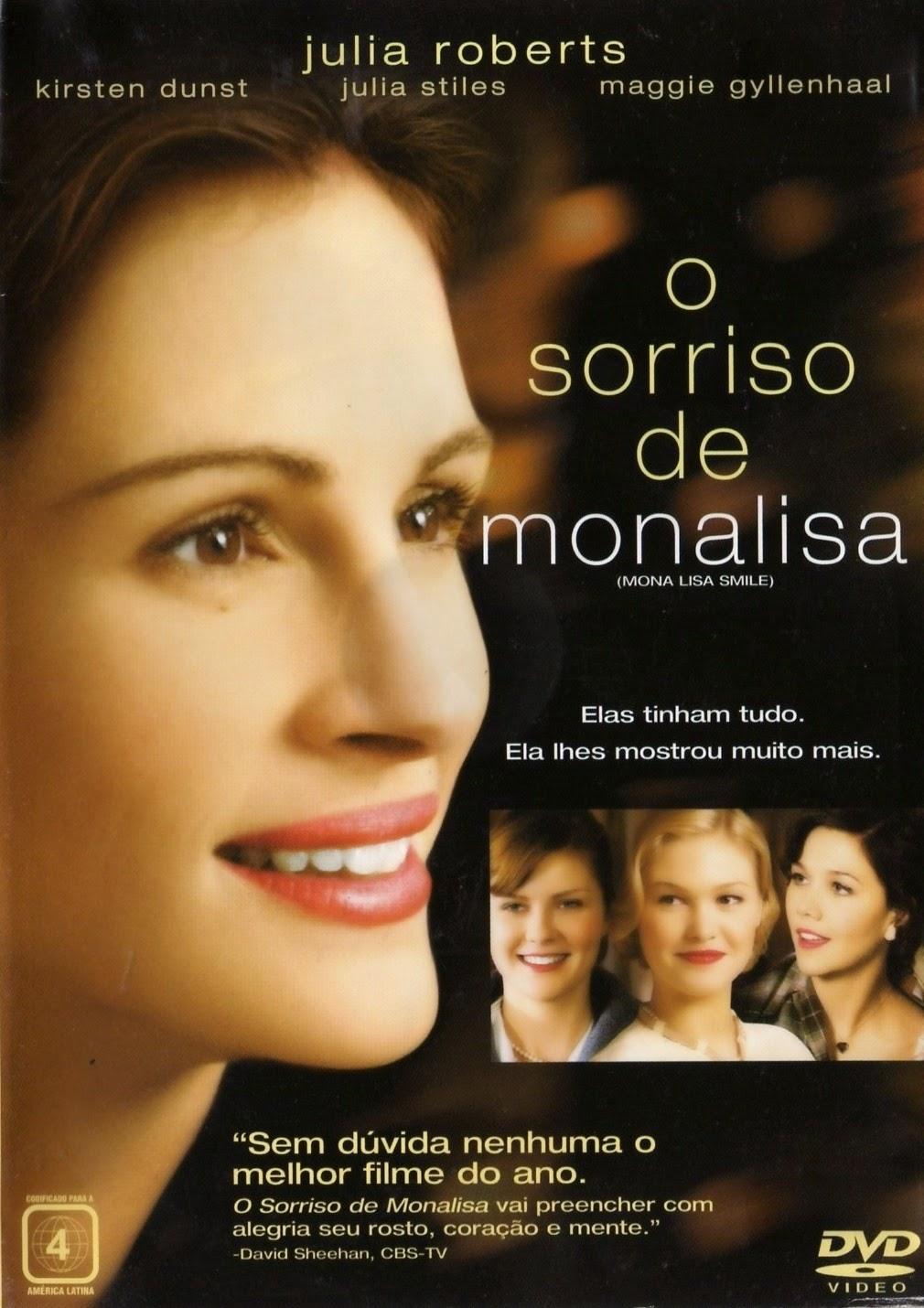 O Sorriso de Mona Lisa Dublado