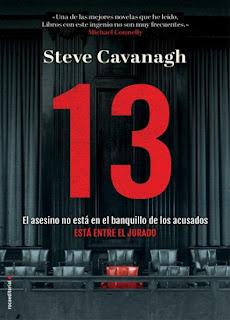 13: El asesino no está en el banquillo de los acusados, está entre el jurado