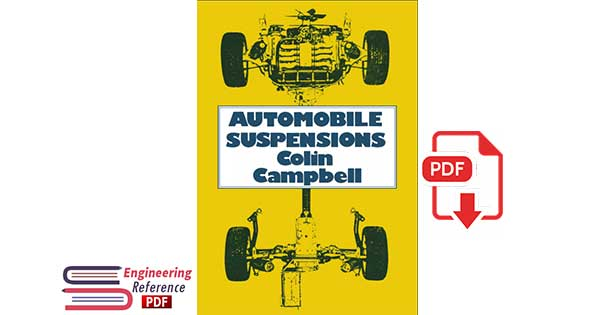 Automobile Suspensions by Campbell, Colin free pdf download