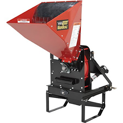 NORTRAC PTO CHIPPER Review
