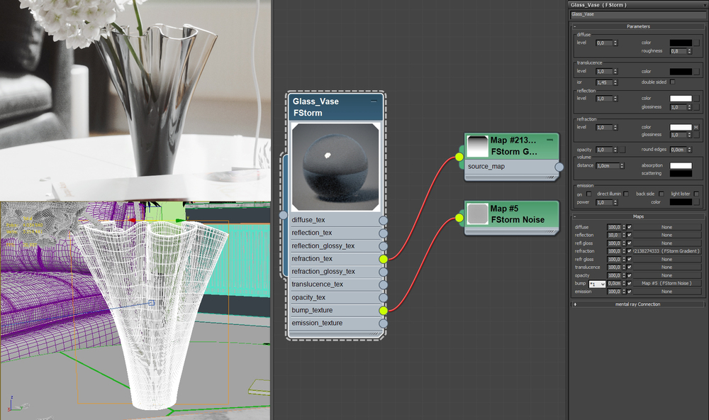 How To Start To Work With Fstorm Render For 3ds Max Cg
