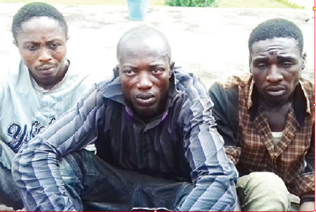 armed robbers sentenced to death ilorin