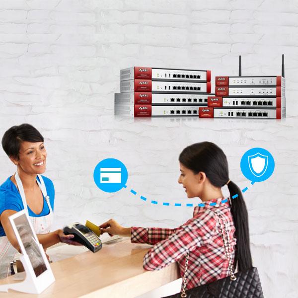 Zyxel's Next-Gen PCI DSS Compliant Secure Payment Network