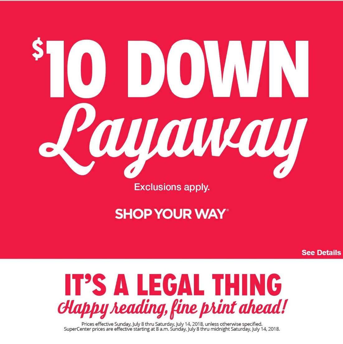 Kmart Weekly Ad July 8 – 14, 2018 | Weekly Ad Deals