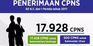 Pendaftaran CPNS Gelombang Kedua Dibuka 11 September