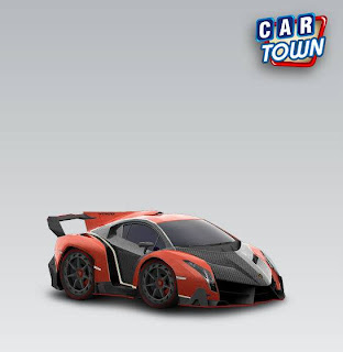 Lamborghini Veneno 2014 Carboned by Paulo