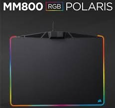 Corsair - Light Up the Battlefield with the MM800 RGB Polaris Gaming Mouse Pad
