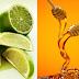 Nước uống detox giảm cân cực nhanh từ chanh và mật ong