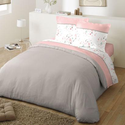 colour dream parure de lit flanelle aldi avis sur les produits. Black Bedroom Furniture Sets. Home Design Ideas