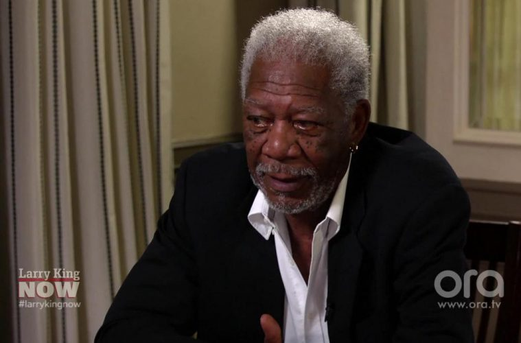 Watch Morgan Freeman Call Out Monsanto & The US Government (Video)