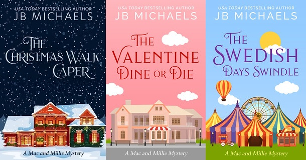Mac and Millie Mysteries series