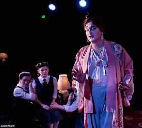 The Mikado - Charles Court Opera - Matthew Siveter (Katisha) (Photo Bill Knight)