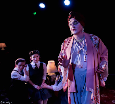 The Mikado - Charles Court Opera - Matthew Siveter (Katisha) (Photo Bill Knight)