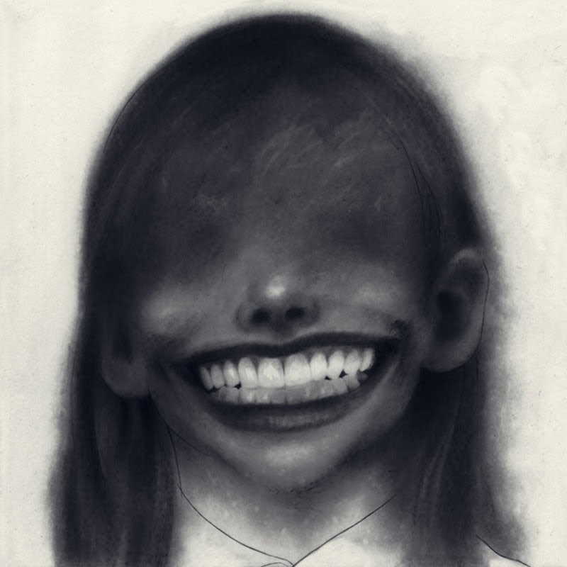 Hollow Children a Series by Bjorn Griesbach from Germany.