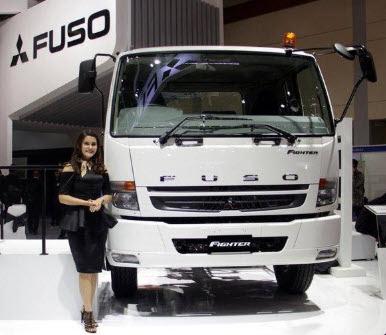 Sambut Euro 4, Mitsubishi Fuso Siap Gelontorkan Dana Segar