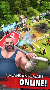 Zombie Anarchy War and Survival Android Apk