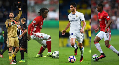 disemarakkan oleh banyaknya bakat muda gres yang berbakat dalam industri sepakbola duni Daftar 25 Pemain Muda Terbaik Eropa 2016
