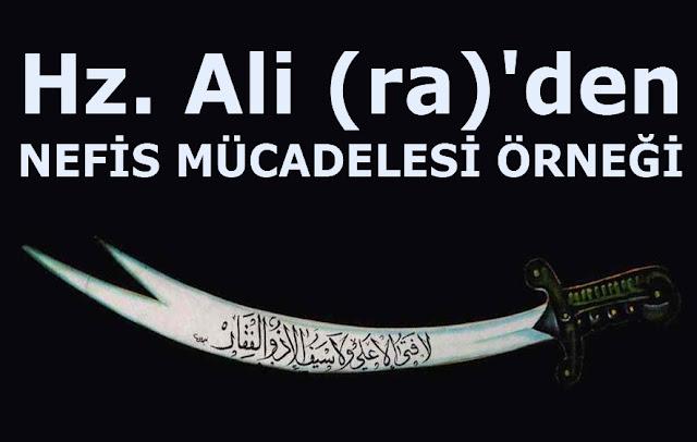 zülfikar, kılıç, iki uçlu kılıç, Hz. Ali'nin kılıcı, Hz. Ali,