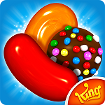 Candy Crush Saga v1.61.04 (3 Mods) Apk