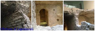Botteghe romane riusate nel III secolo come luoghi di sepoltura