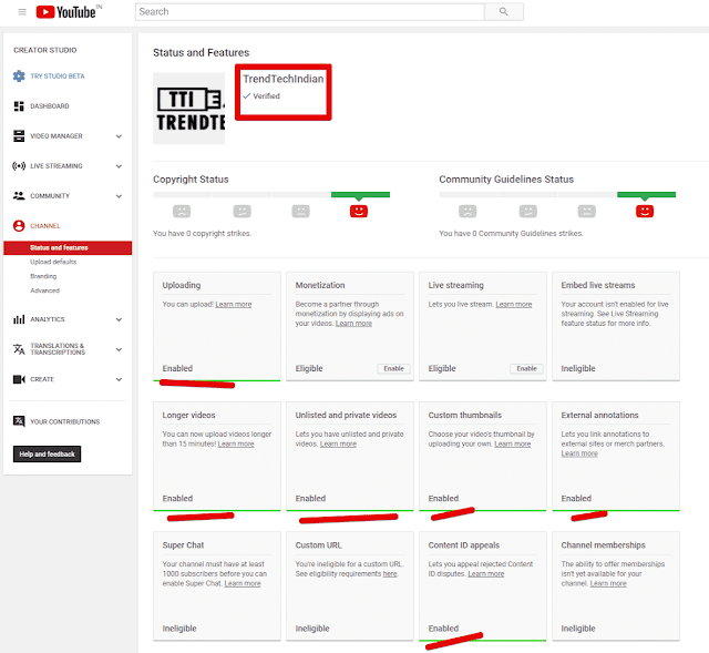 How to create YouTube channel in Hindi Full Information
