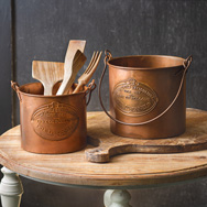 Copper Farmhouse Accents