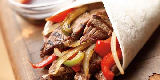 Steak Fajitas | Steak Fajita Recipe