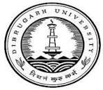 Dibrugarh University Recruitment 2017