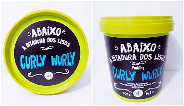 Curly Wurly, Lola Cosmetics, Resenha