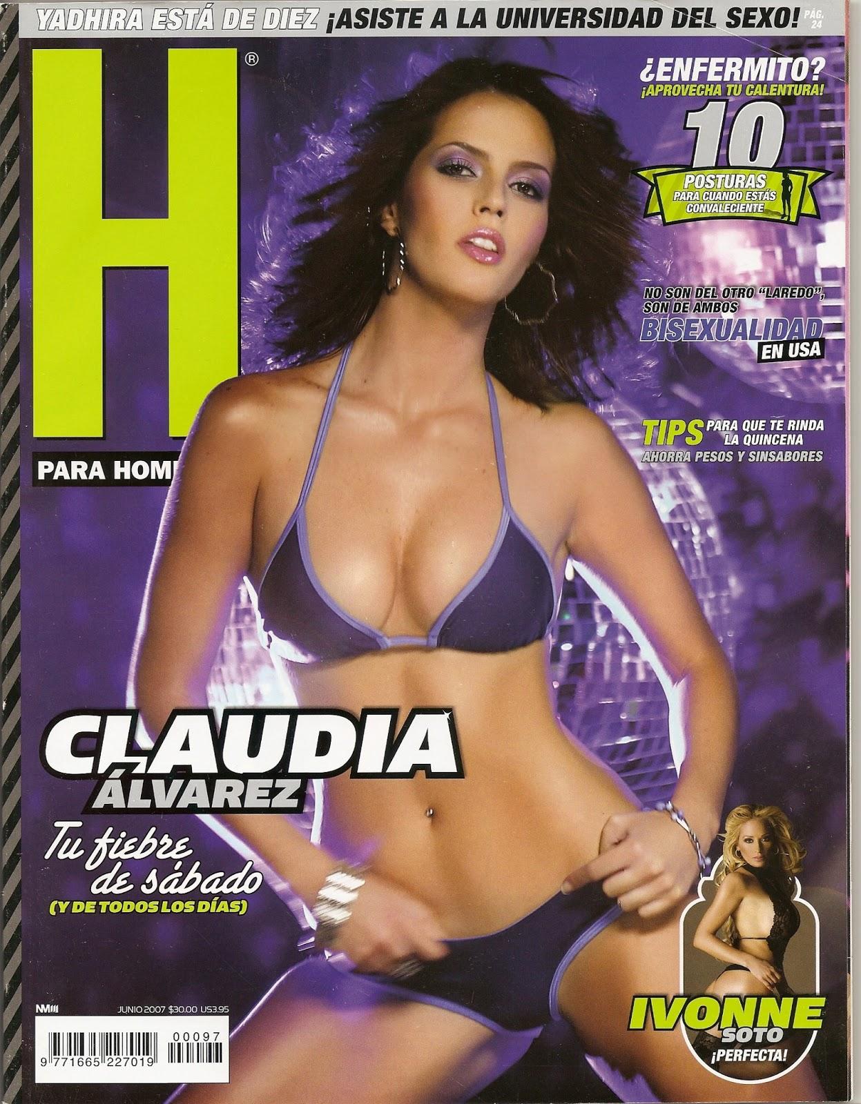 Jass traviesa y deliciosa en tu revista h de octubre 20141 - 4 4