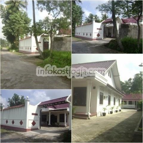 Villa Palagan Yogyakarta