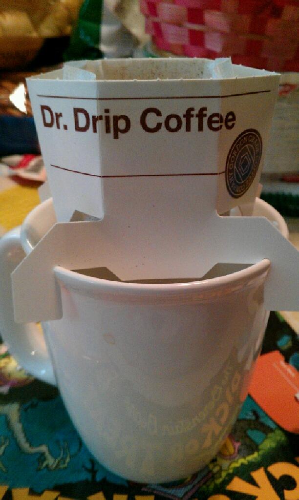 Dr Drip Coffee 1