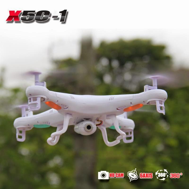 quadcopter drone x5c-1