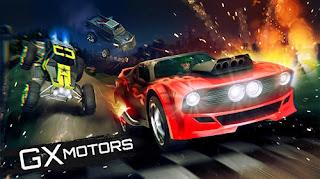 GX Motors V1.0.44 MOD Apk ( Update Terbaru )