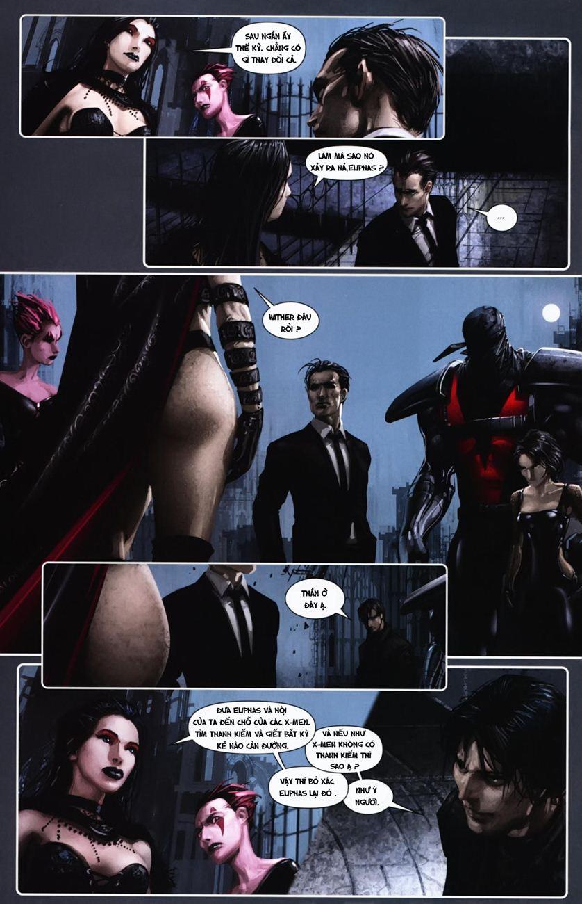 X-Men Necrosha chap 6 trang 18