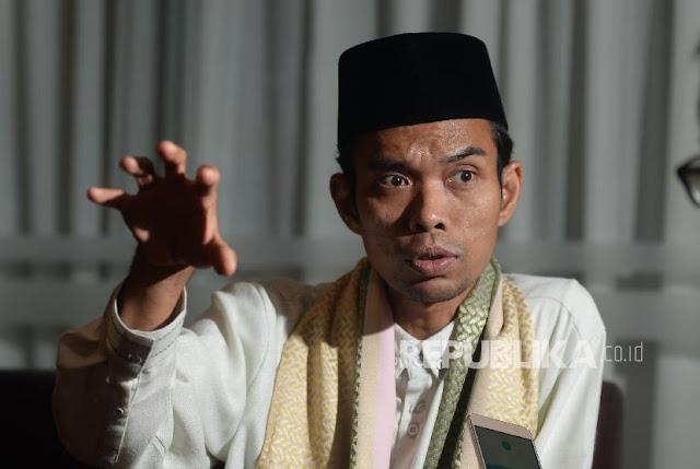 Ustaz Somad: Umat Islam Jangan Cuek dengan Politik