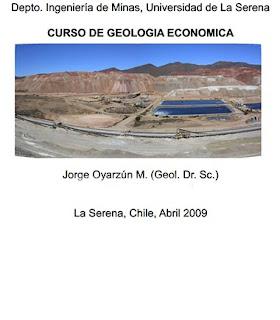 Curso completo de geologia economica - geolibrospdf
