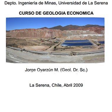 Curso de geologia economica