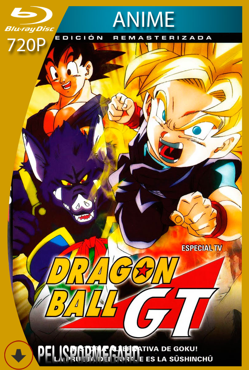 Dragon Ball Gt Completo 64 64 Latino 720p Peliculas Hd Gratis