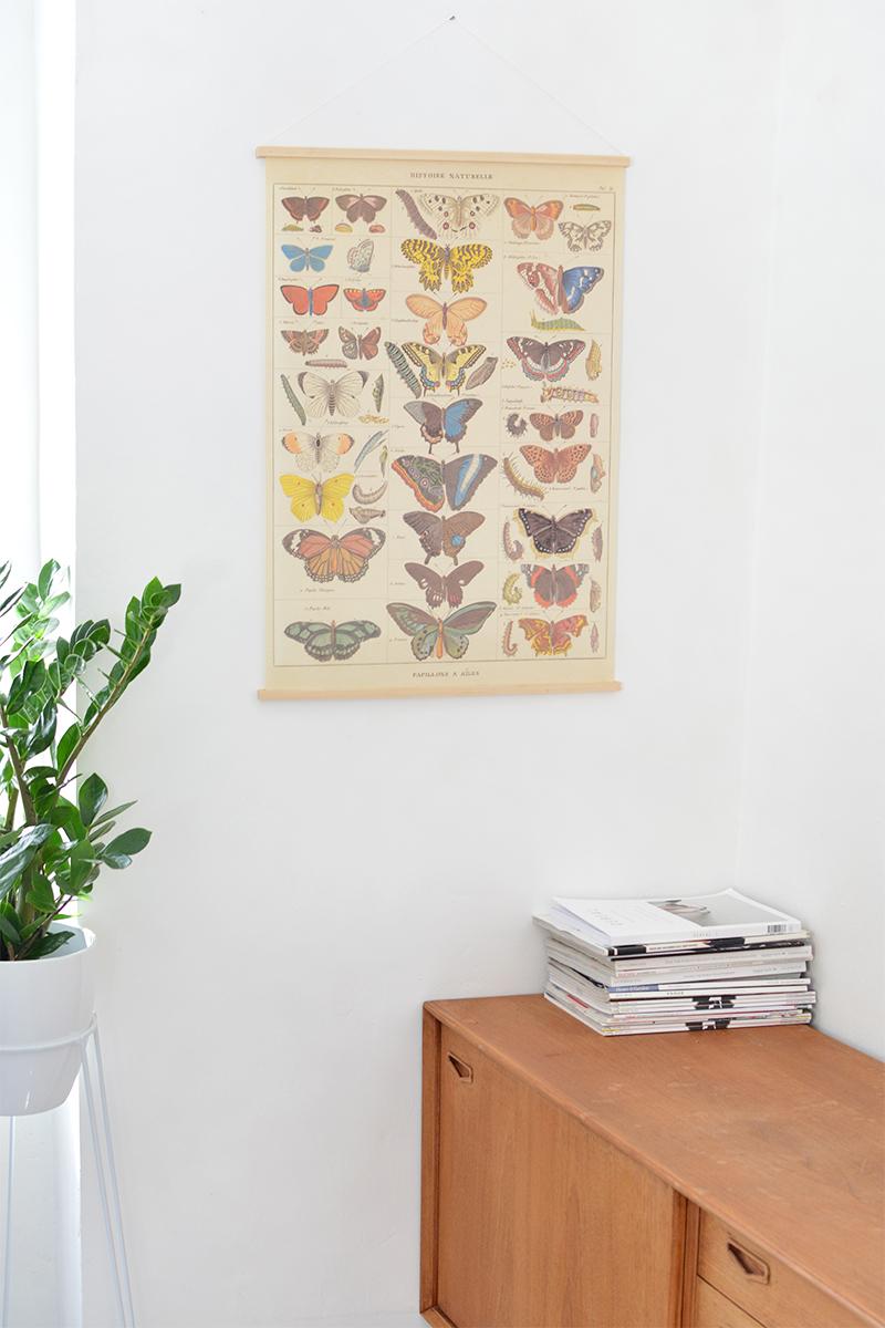 DIY hanging poster frame | BURKATRON