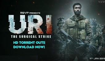 Uri - The Surgical Strike Full Movie Download Latest Free Hindi/English
