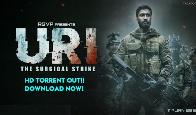 Uri - The Surgical Strike Full Movie Download Latest Free Hindi/English