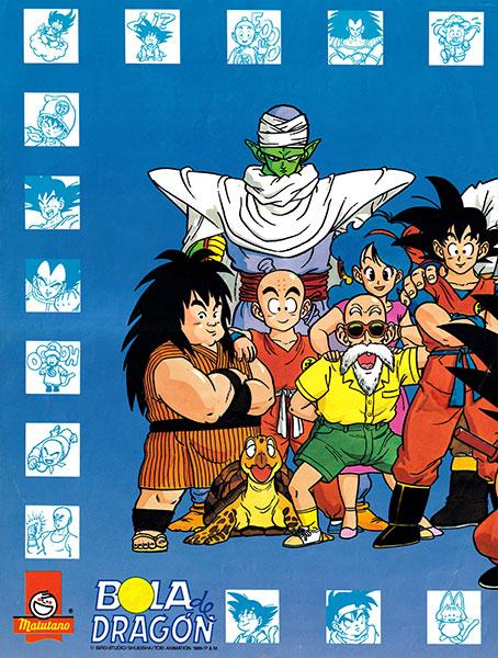 Posters Dragon Ball Matutano 15