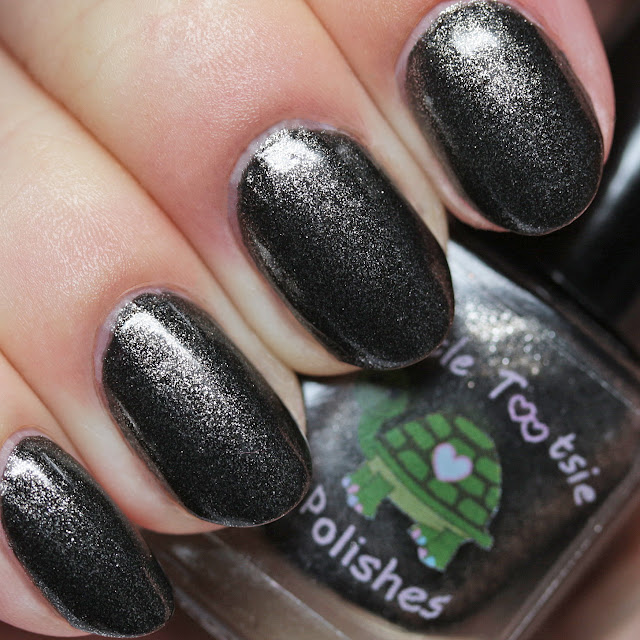 Turtle Tootsie Polishes I Got Coal?