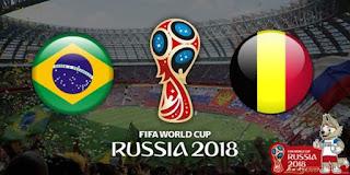 مباراة البرازيل ضد بلجيكا اليوم 6/7/2018 دور ال8 كاس العالم 2018