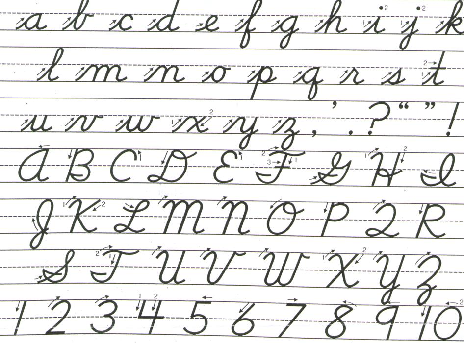 Printable Worksheets printable calligraphy worksheets : english handwriting practice sheets - Ins.ssrenterprises.co