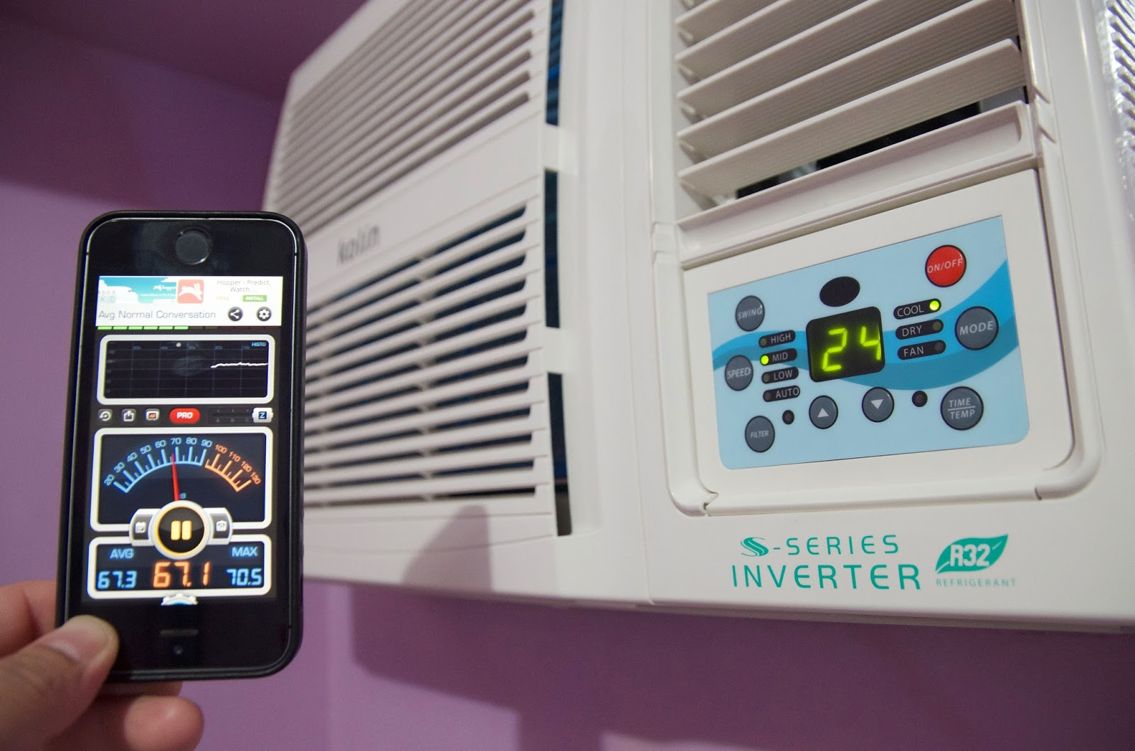 The Switch To Inverter Air Conditioner The Curious Daddy